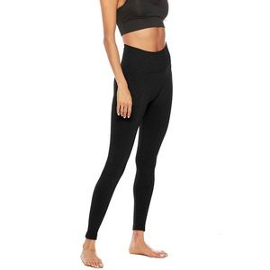 High Waisted Fall/Winter Stretch Black Leggings